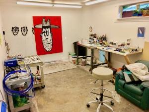 Dave Thomas Studio 2018D-2